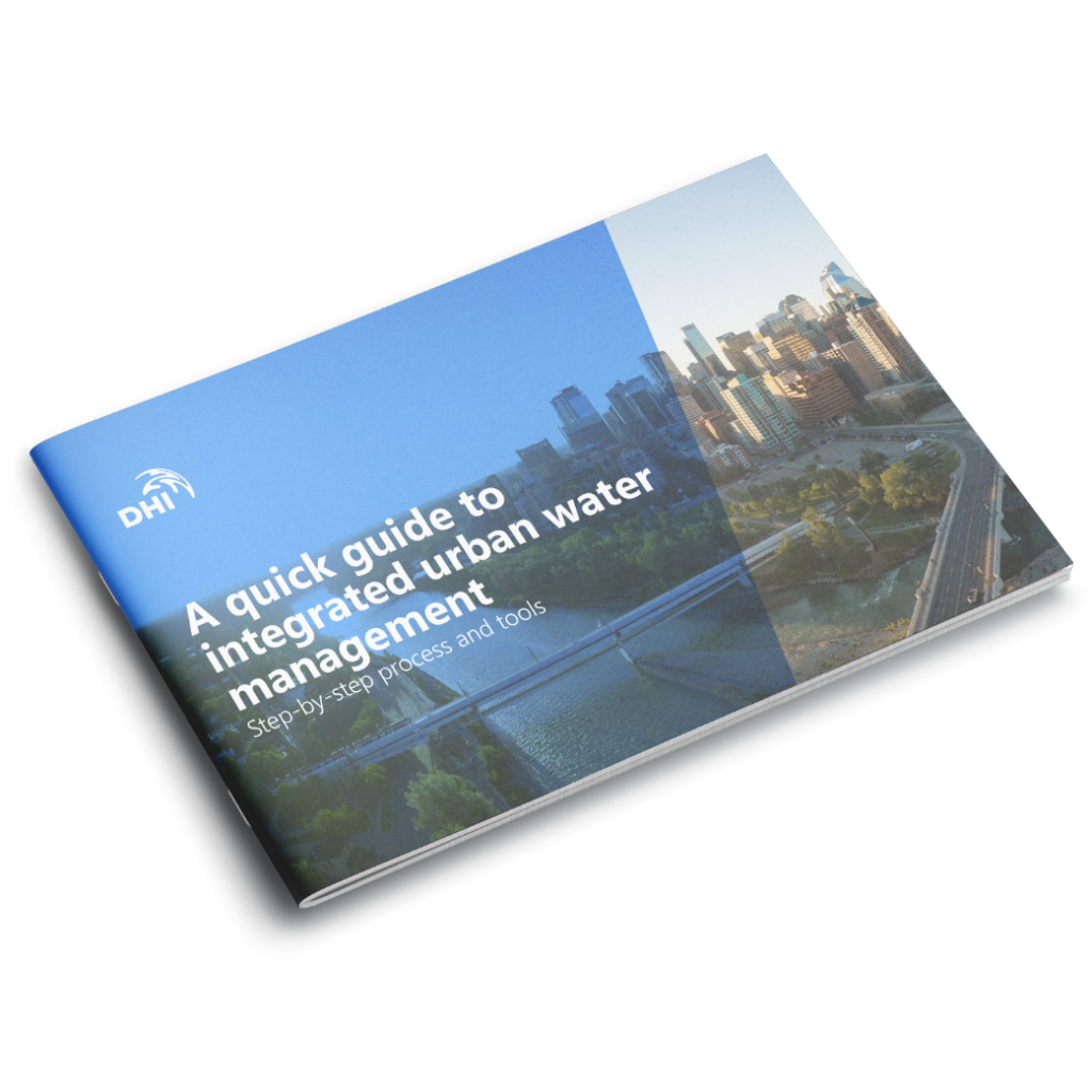 Integrated urban water management eBook